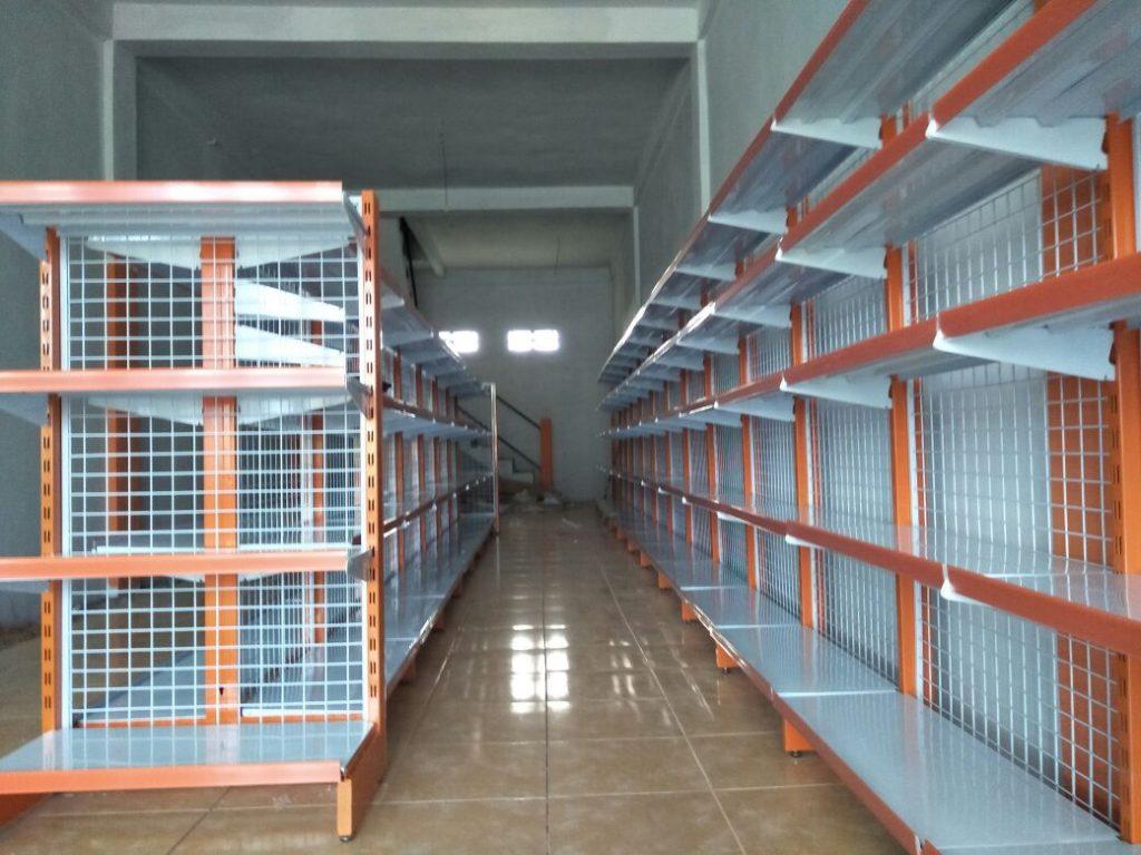 Jual rak minimarket di kabupaten Tebo